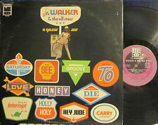 """► Junior Walker and the All Stars - A GASSSSS  (Soul 726) (with """"Hey Jude"""")"""