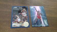 Michael Jordan card lot: Team Leader + Scoring Kings