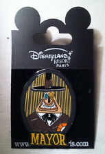 Disneyland Paris Pin -Tim Burton's - NIGHT MARE BEFORE CHRISTMAS - MAYOR PIN