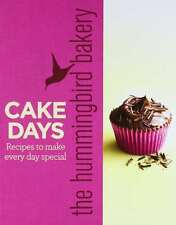 The Hummingbird Bakery Cake Days,Very Good Condition