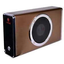 3.5 inch Coolmax CD-391C-U2 USB 2.0 Aluminum SATA HDD Enclosure (Copper)With OTB