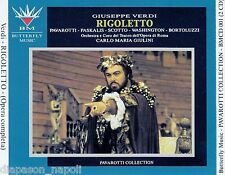 Verdi: Rigoletto / Giulini, Pavarotti, Scotto, Roma 19.11.1966 - CD