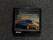 2002 Mercedes Benz COMAND NAV System Ohio Valley Digital Road Map CD#6 w/ CASE