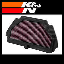 K&N Air Filter Motorcycle Air Filter - Kawasaki ZX6R Ninja (2009 -2014)| KA-6009
