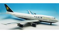 INFLIGHT200 IF7430916 1/200 VARIG BOEING 747-300 PP-VNH W/STAND LTD EDN 100 PCS