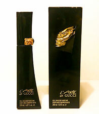 PERFUME PARFUM GUCCI L'Arte  GEL DOUCHE 200 ML  DISCONTINUED  VINTAGE NEW/NUEVO