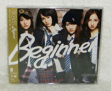 AKB48 Beginner 2010 Taiwan Limited CD+DVD Ver.A