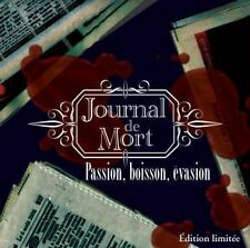 JOURNAL DE MORT - PASSION BOISSON EVASION  -  EP CD, 2008