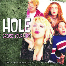 HOLE w COURTNEY LOVE New Sealed 2016 PREVIOUSLY UNRELEASED LIVE 1994 CONCERT CD