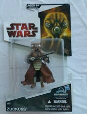 Star Wars Action Figure Legacy Collection Wave 9 - Zukuss with build a droid