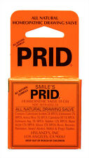 Hyland's Smile's PRID Drawing Salve All Natural Homeopathic