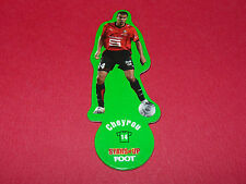 Br. CHEYROU  STADE RENNES ROAZHON PANINI FOOTBALL STARS UP 2009-2010 MAGNETS