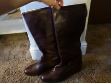 Gorgeous Brown JCrew Tenley Boots 10 Very HTF!