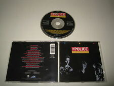 THE POLICE/THEIR GREATEST HITS(A&M/397 095-2)CD ALBUM