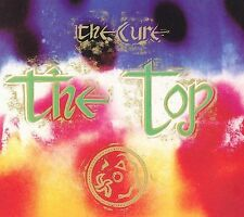 The Top [Deluxe Edition] [Remaster] by The Cure (CD, 2006, 2 Discs, Elektra) NEW