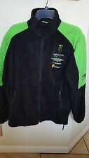 AUTHENTIC MONSTER KAWASAKI PRO CIRCUIT JACKET KAWASAKI TEAM ISSUED ONLY SZ SMALL