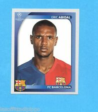 PANINI-CHAMPIONS 2008/2009-Fig.97- ABIDAL - BARCELLONA -NEW BLACK
