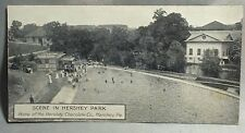 Antique Original HERSHEY PA Chocolate Co PARK Swimming Pool POSTCARD