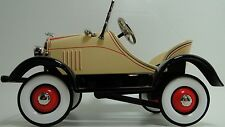 Pedal Car 1929 Ford A Hot T Rod Rare Vintage Classic Sport Midget Show Model