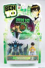 BEN 10 Omniverse GALACTIC BEN & RETALIATOR action figure twin pack with DVD NEW!