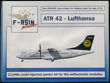 F-RSIN Models 1/144 French ATR 42 Lufthansa Cityline Airlines