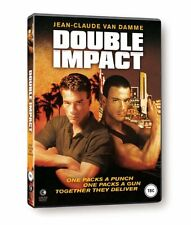 Double Impact - Jean-Claude Van Damme - DVD NEW SEALED