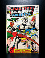 COMICS: DC: Justice League of America #15 (1962) 1st Earth 15 app - RARE (flash)