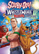Scooby-Doo! Wrestlemania Mystery (DVD, 2014) New