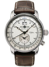 ZEPPELIN Dual Time Herrenuhr 7640-1