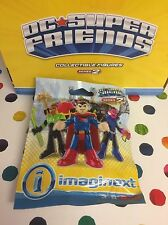 Imaginext DC Super Friends Series 2 Borsa Cieco Figura SUPERMAN ETERNO NUOVO