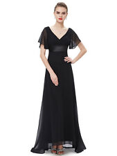Ever Pretty Long Bridesmaid Dress Formal Evening Cocktail Party Maxi Gown 09890