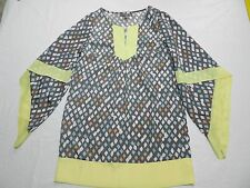 WOMENS lightweight SHIRT TOP BLOUSE = UMGEE = SIZE SMALL = (gz31)