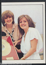 Panini 1980 Rock & Pop Collection - Sticker No 109 - The Nolan Sisters