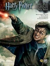 Harry Potter -- Sheet Music from the Complete Film Series : Easy Piano (2012,...