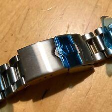 Tag Heuer Bracciale formula uno 1 Cronografo Chrono in Acciaio Inox Originale Nuovo