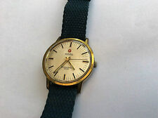 Superb Gents Vintage Roamer Vanguard 304 Mechanical Watch - Working Well