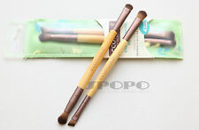 EcoTools Makeup Eye Enhancing Brush Duo Set (New Packaging) 100% Authentic #1217