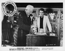 Lot of 2, Spencer Tracy stills THE DEVIL AT 4 O'CLOCK (1961) Aumont, Mathews EXC