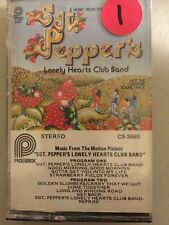 SGT PEPPERS LONEY HEART CLUB BAND MUSIC FROM THEMOTION PICTURE