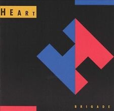 Brigade by Heart (CD, Apr-1990, Capitol/EMI Records) FREE SHIPPING
