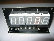 Frequency Counter 40 MHZ RED
