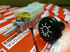 Genuine Toyota Landcruiser FJ40 Headlight Switch Knob HJ47 BJ42 FJ45 BJ40 HJ45