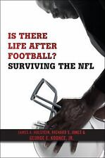 2-DAY SHIPPING | Is There Life After Football?: Surviving the NFL, PAPERBACK