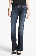 NWT HUDSON Signature Mid Rise Bootcut Jeans in Escape $198 - Sz 24