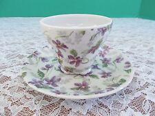 Vintage Inarco Porcelain Demitasse Cup & Saucer Set # E5307- Made in Japan