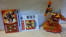 Skylanders Swap Force Loose Figure Swappable *Fire Kraken* - Card Sticker & Code