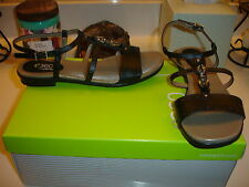 E360 Easy Spirit ES7Kisilee Black Sandal shoe Cute Nice$89 6 Quality Comfortable