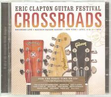 "ERIC CLAPTON ""Crossroads Guitar Festival 2013"" 2CD sealed"