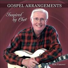 GOSPEL GUITAR ARRANGEMENTS INSPIRED BY CHET (ATKINS). INCLUDES FREE SOUND TRACKS