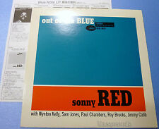 Sonny Red Out of the Blue BLUE NOTE 84032 Toshiba BN4032 Japan LP W. Kelly 1091